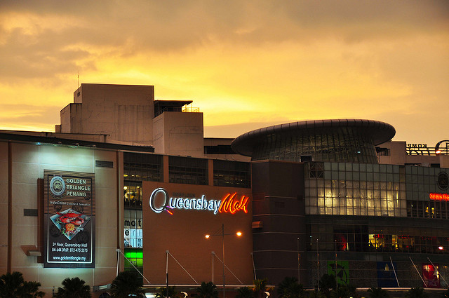 Queensbay Mall 6 Best Malls in Penang