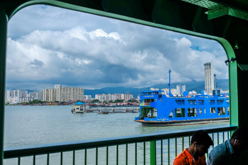 penang train travel guide