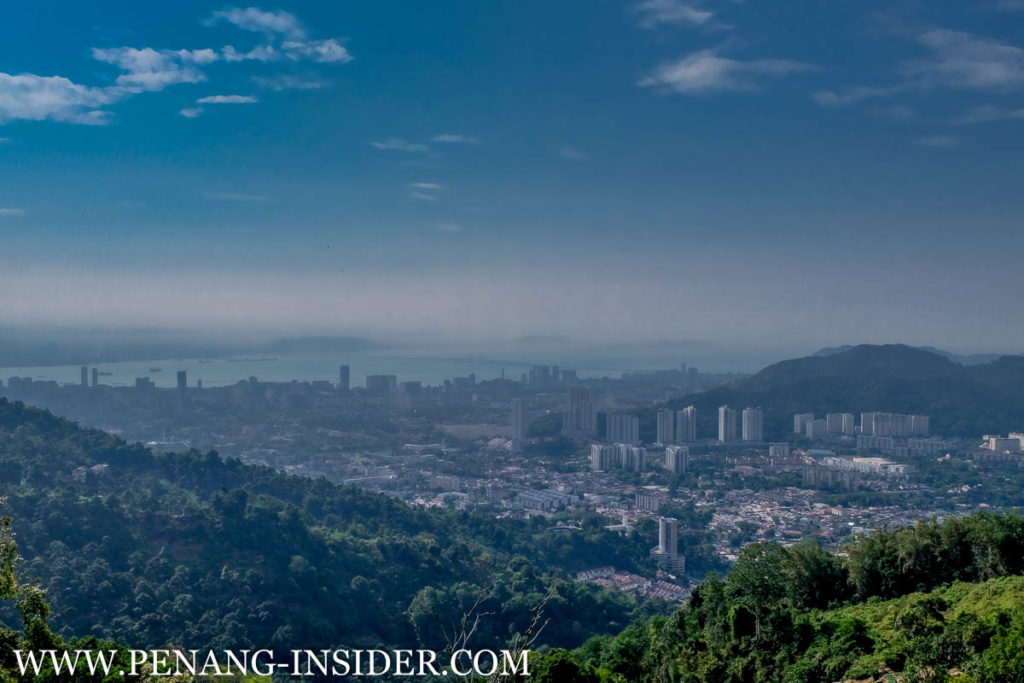 Hiking Penang Hill