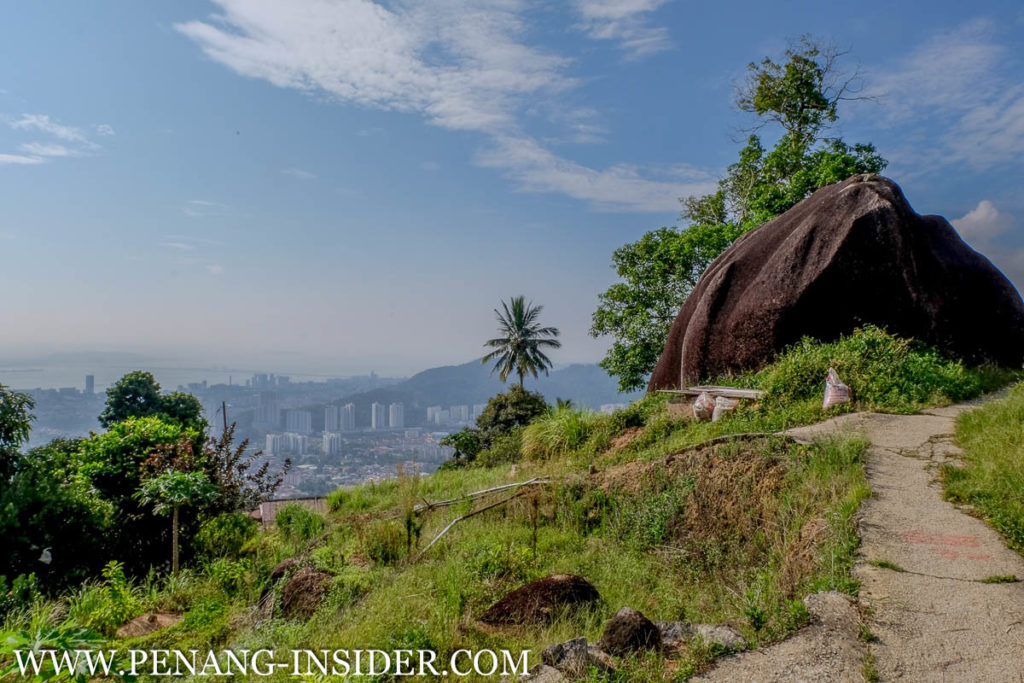 penang hill hiking