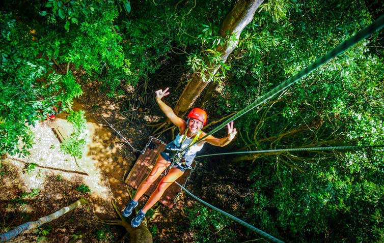 langkawi zipline adventure tour