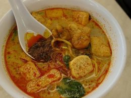 penang food curry mee