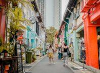 haji lane singapore in one day