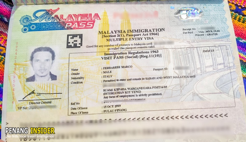 How To Get A Malaysia Spouse Visa In Penang Penang Insider