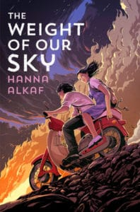 best Malaysian novel weight of our sky
