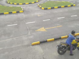 malaysian driving license for motorbike B
