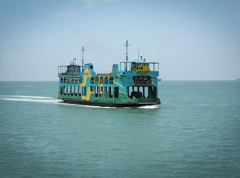 Penang Old Ferry